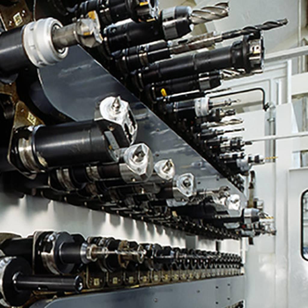 CNC Milling – Renown Gears